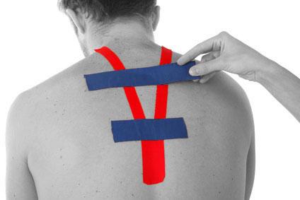 Les bandes KTape, auxiliaire du traitement ostéopathique
